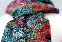 shawl with sea foam stitch or similar?...good idea! / if you like them...JUST PRESS LIKE :) AND SHARE