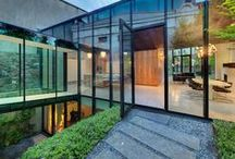 222 St Johns Road / inspirations for the design a lovely new family home in Richmond