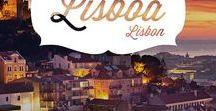 Lisboa / Lisboa tem mais encanto porque... // Lisbon is sweet because...
