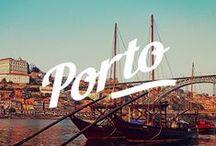 Porto / Quem é que consegue resistir aos encantos do Porto? No Porto... // Who can resist Porto's charms? In Porto...