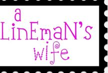 ❤️Lineman's Wife ❤️ / by Crystal Pope