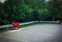 Abandoned Shopping Carts / Don't let your shopping carts get lost in the universe, mitigate shopping cart abandonment with eCommerce Cosmos email marketing.
