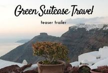 Green Suitcase Travel / Vlogs from Green Suitcase Travel's YouTube channel. Adventures for the sustainably minded.