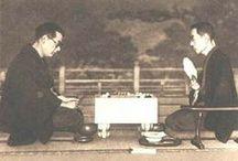 Baduk - Famous Go players