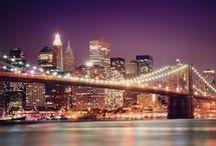 new york / potenza e mistero di una citta' fantastica