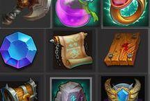 items / Подборка иконок для работы