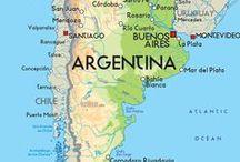 argentina / paesaggi,città bellezze naturali.culture diverse