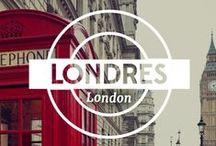 Londres // London / A cidade conquista o nosso coração com o seu sotaque britânico porque... // The city wins our heart with its British accent because...