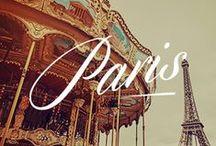 Paris / Não nos arrependemos de visitar Paris uma e outra vez porque... // We don't regret visiting Paris once and again because...