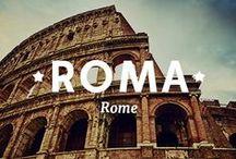 "Roma // Rome / Roma faz-nos dizer ""Mamma Mia!"" porque... // Rome makes us say ""Mamma Mia!"" because..."