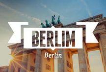 "Berlim // Berlin / Não faltam motivos para dizer ""Ja!"" a Berlim porque... // There are plenty of reasons to say ""Ja!"" to Berlin because..."
