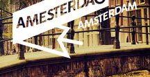 Amesterdão // Amsterdam / É sempre um prazer dar um passou-bem a Amesterdão porque... // ... it's always a pleasure to shake hands with Amsterdam because...