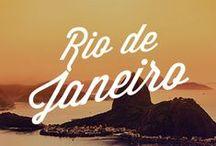 Rio de Janeiro / Estamos sempre preparados para dançar samba porque... // We are always prepared to dance samba because...