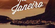 Rio de Janeiro / We are always prepared to dance samba because... // Estamos sempre preparados para dançar samba porque...