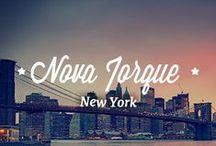 Nova Iorque // New York / Ficamos a sonhar acordados com a cidade que nunca dorme porque... // We daydream about the city that never sleeps because...