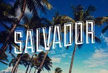 Salvador / Os encantos de Salvador não deixam ninguém indiferente porque... // Salvador's charms really work their magic because...