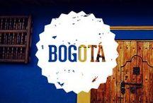 Bogotá / Apertamos a mão de Bogotá com entusiasmo porque... // We enthusiastically shake hands with Bogota because...