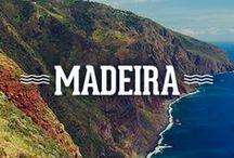 Madeira / Não conseguimos dizer que não à Pérola do Atlântico porque... // We can't say no to the Pearl of the Atlantic because...