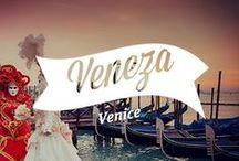Veneza // Venice / Veneza é um sonho com... // Venice is a dream with...