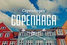 Copenhaga // Copenhagen / Copenhaga delicia-nos com... // Copenhagen delight us with...