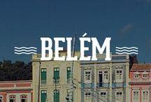 Belém / Sentir Belém é... // Sensing Belém is...