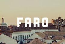 Faro — Algarve / O Algarve é obrigatório porque... // Algarve is a must because...