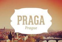 Praga // Prague / Praga faz-nos querer voltar com... // Prague makes us want to come back with...