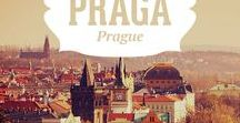 Praga // Prague / Praga faz-nos querer voltar com... // Prague makes us want to come back with...