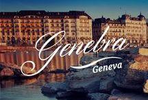 Genebra / Geneva / Genebra é um regalo para os olhos porque... / Geneva is a feast for the eyes because...