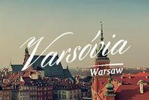 Varsóvia // Warsaw / Varsóvia é uma sensação com... // Warsaw is a sensation with...