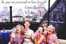 Carrie Bradshaw - my hero