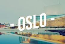 Oslo / Oslo deixa-nos sem respiração porque... // Oslo takes our breath away because...