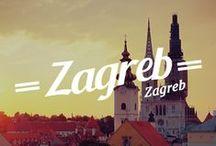 Zagreb / Zagreb é sempre uma boa ideia porque... // Zagreb is always a good idea because...