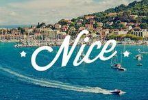 Nice / Nice, um lugar que não se esquece porque... // Nice, an unforgettable place because...