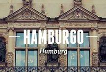 Hamburgo // Hamburg / Este pedacinho da Alemanha é imperdível porque... // This piece of Germany is mandatory because...
