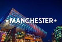 Manchester / Voar para Manchester vale a pena porque... // Fly to Manchester is worth it because... / by TAP Portugal