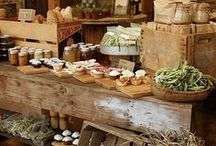Organic Restaurants Around The World / Restaurants, Cafes and markets for the eco-conscious.