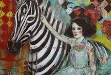 Maria Pace / Artiste peintre