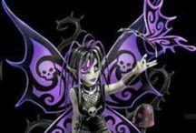 Goth/Faeries/Fantasy