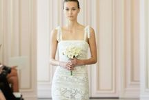 Wedding Gowns / Beautiful bridal gowns and bridesmaids' dresses