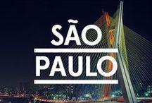 São Paulo / São Paulo é com certeza uma das jóias da coroa do Brasil porque... // Sao Paulo really is one of the gems of Brazil's crown because...