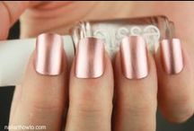 Nail Polish / The most fashionable nail ideas, tips, and tricks for winter, spring, summer, and fall
