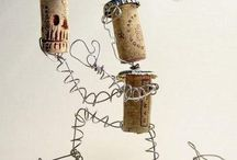 Wine corks / A fantastic materiale