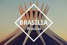 Brasília / Temos vontade de explorar a capital brasileira porque... // We want to explore the Brazilian capital because...