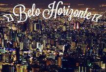 Belo Horizonte / Belo Horizonte e o estado de Minas Gerais têm muito para ver! Para começar... // Belo Horizonte and the state of Minas Gerais are really worth a visit! For starters...