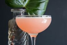 Cocktails / Decadent cocktail recipes