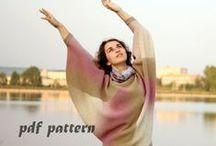 Knitting patterns / Мастер-классы для спиц