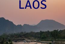 Laos Travel / All about travelling in Laos. Where to go, what to see.