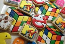 Pop Culture Cakes and Cookies