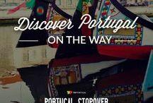 Portugal Stopover. Descubra Portugal a meio caminho. // Discover Portugal on the way. / Em voos de longo curso, pode parar em Portugal por uma, duas ou mesmo três noites, e aproveitar cada minuto a meio caminho. // On long-haul flights, why not stop in Portugal for one, two or even three days and make the most of it on the way?